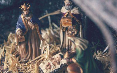 """Christmas Is God Saying """"I'm With You"""""""